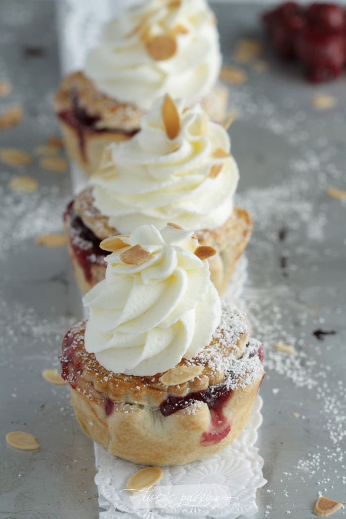 Muffin-Kirsch-Törtchen