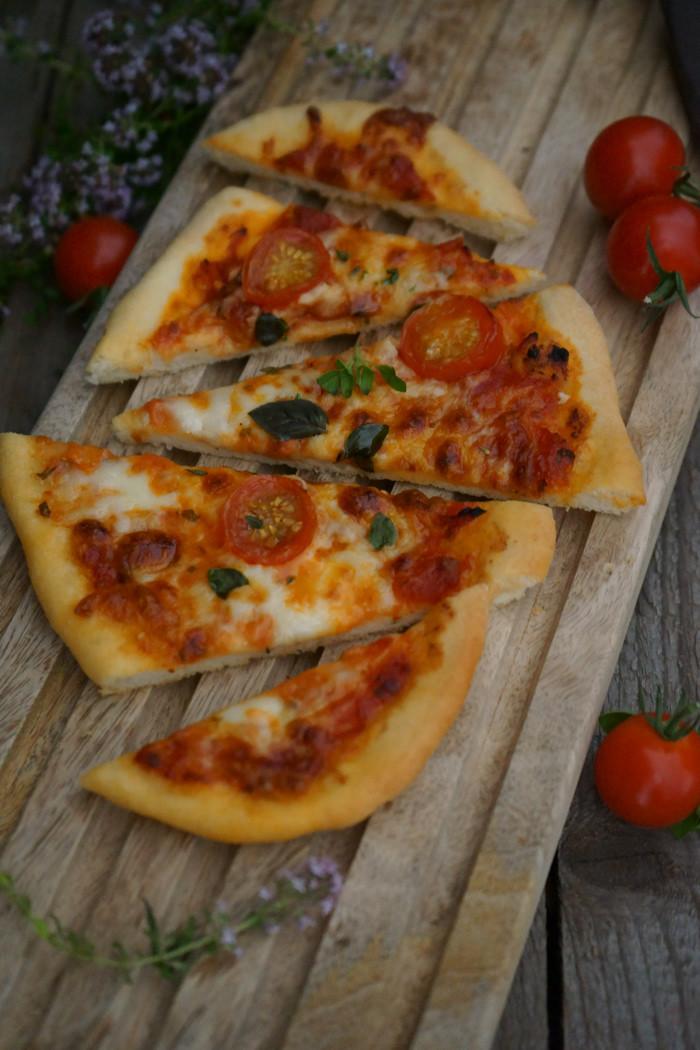 Lissis Veggie Pizza