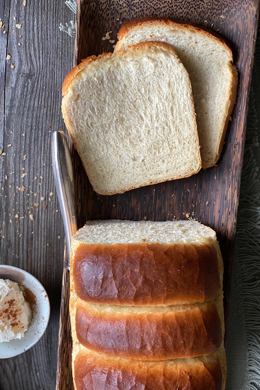 Dinkel Toastbrot einfach & lecker