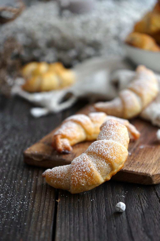 Kleine Nachmittagshörnchen – super einfach gemacht!