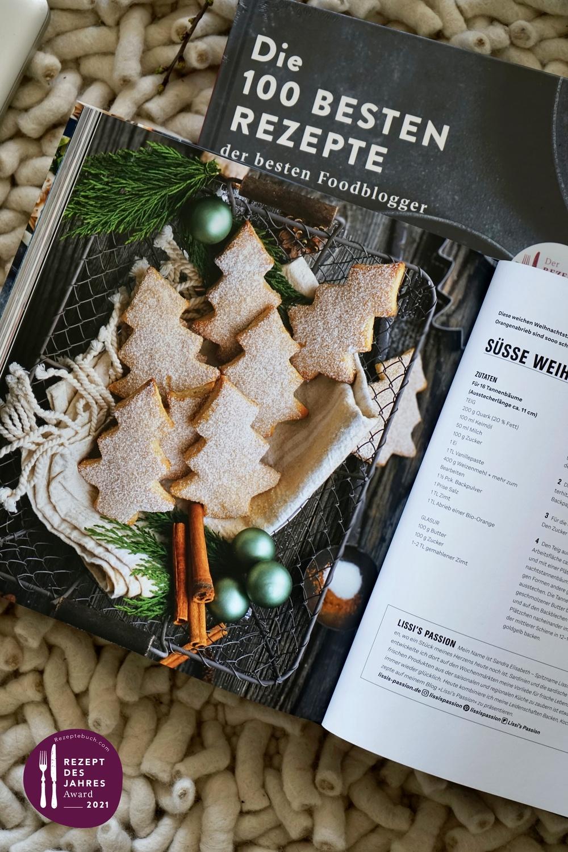 Süße Weihnachtstannenbäume Rezept des Jahres Award