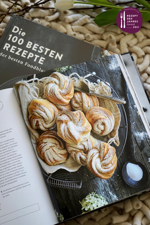 Frühstücksbrötchen knusprig & raffiniert Rezept des Jahres Award